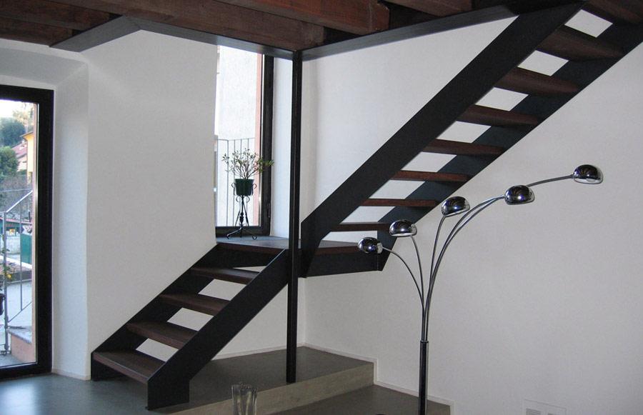 Top Future - Realizzazioni carpenteria metallica civile OT86